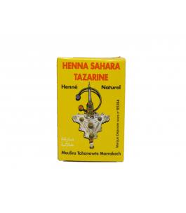 Hennè Tazarine - Rosso Caldo