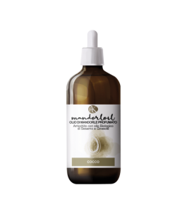 Olio di Mandorle Biologico Profumato - Cocco- Alkemilla|YumiBio