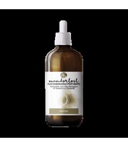 Organic Almond oil - Scented Coconut - Alkemilla|YumiBio