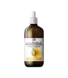 Organic Almond oil Scented - Vanilla from Tahiti - Alkemilla|YumiBio