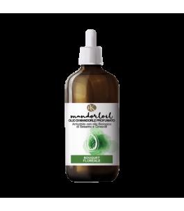 Organic Almond oil - Scented Floral Bouquet - Alkemilla|YumiBio