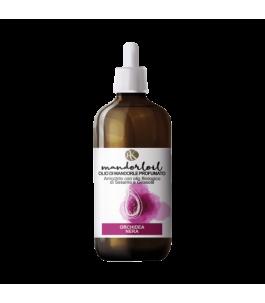 Organic Almond oil - Scented Black Orchid - Alkemilla|YumiBio