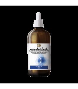 Bio huile d'Amande Parfumée à la Vanille Bleue - Alkemilla|YumiBio