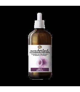 Organic Almond oil Scented - Grape and Cranberry - Alkemilla|YumiBio