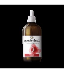 Organic Almond oil - Scented Goji Berries - Alkemilla|YumiBio
