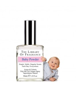 Natural Scent - Baby Powder
