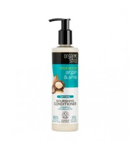 Nourishing Argan oil and...