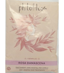 Polvere di Rosa Damascena - Phitofilos|YumiBio