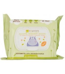 Salviette Umidificate Bio Delicate - La Saponaria|YumiBio