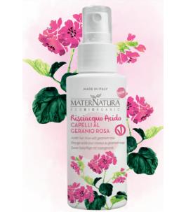 Rincer à l'Acide pour le Géranium Rose - maternatura produits|YumiBio