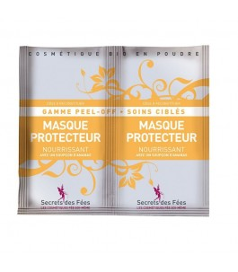 Machera Peel-Off Protective to the Extract of Pineapple