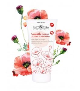 Cowash bio Hair to the Flowers of Poppy - maternatura products | Yumi Bio