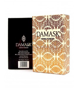 Henna Pakistani Damask Body Art Quality
