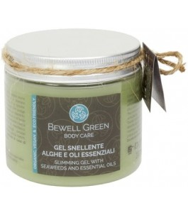 Gel Minceur aux Algues et Huiles Essentielles - Bewell Vert| Yumibio