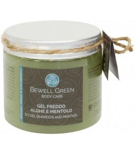 Cold Gel Algae and Menthol - Bewell Green| Yumibio