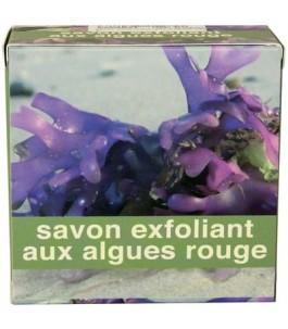 Savon Exfoliant Algues Rouges - Bewell Vert| Yumibio