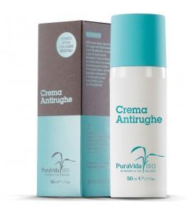 Crema Antirughe - PuraVida Bio  Yumibio
