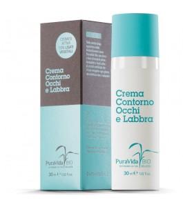 Contour cream Eyes and Lips - PuraVida Bio| Yumibio