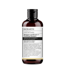 Purifying Shampoo Anti-Dandruff - Bioearth| Yumibio
