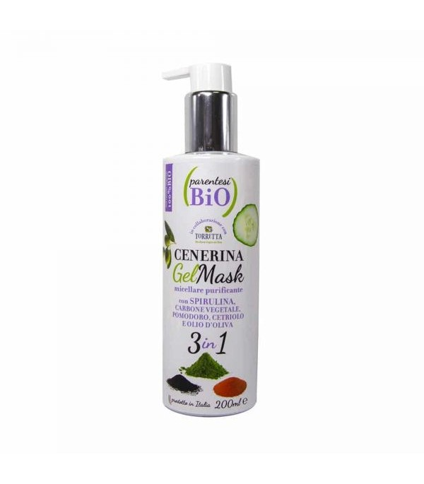 Gel-Mask Micellar-Cleansing - Common - Parentheses Bio| Yumibio