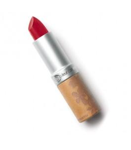 Rouge À Lèvres Mat Rouge Écarlate - Couleur Caramel| Yumibio