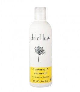 Nourishing Shampoo for Golden Drops - Phitofilos|YumiBio