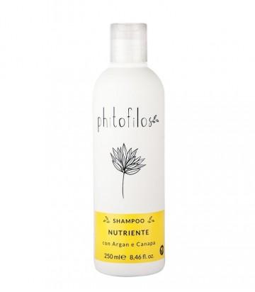 Nourishing Shampoo for Golden Drops - Phitofilos YumiBio