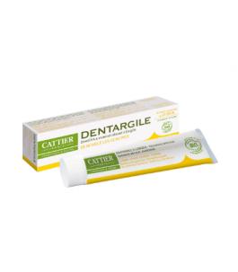 Dentifricio Argilla e Limone - Cattier|Yumibio
