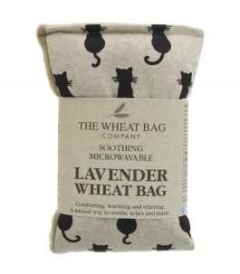 Cushion with Wheat and Lavender - Cats - Wheat Bag|Yumibio
