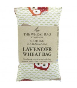 Cuscino con Grano e Lavanda - Gufi - Wheat Bag Yumibio