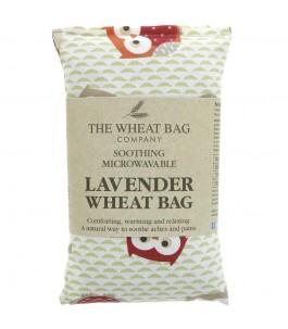 Cushion with Wheat and Lavender - Owls - Wheat Bag|Yumibio