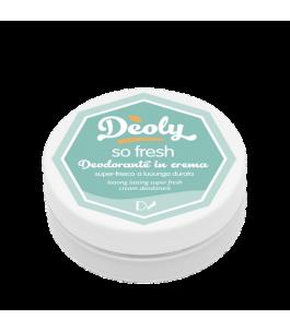 Déodorant Crème Deoly - Si Frais - Lait De La Lune| Yumibio