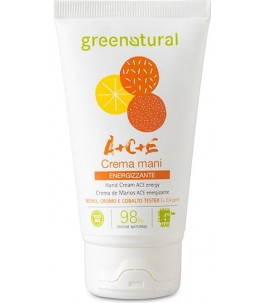Crema Mani Biologica alle Multivitamine ACE - Green Natural|Yumibio