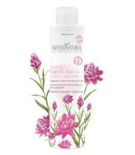 Revitalisant pour les Cheveux Lisses de Fleurs, de Gingembre - maternatura produits | Yumibio