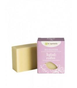 Bio soap Lime blossom and Mallow - The Saponaria|Yumibio