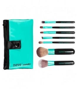 Set 7 Makeup Brush - Neve Cosmetics| Yumibio