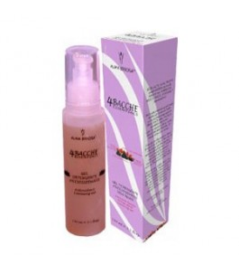 Cleansing Gel Make-Up Remover, Antioxidant 4 Berries
