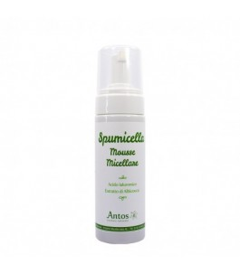 Spumicella - Foam containing Natural hyaluronic acid