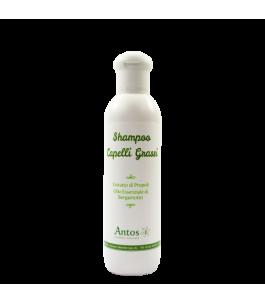 Shampoo Naturale per Capelli Grassi - Antos Yumibio