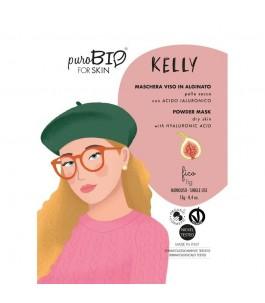 Maschera Viso Kelly Peel Off Pelle Secca - Fico - Purobio| Yumibio