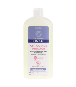 The Shower Gel Soothing, Without Scent, Organic