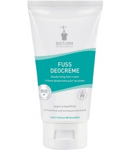 Cream Deodorant Foot No. 80 - Bioturm|Yumibio