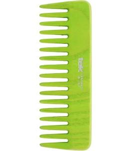 Peigne à grosses dents - Vert - Tek | Yumibio