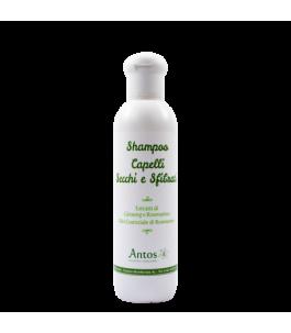 Shampoo Naturale per Capelli Secchi e Sfibrati - Antos|Yumibio
