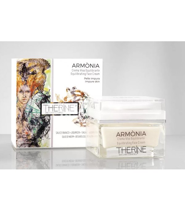 De La Crème, De L'Équilibrage De La Face Armònia - Therine De Soins De La Peau| Yumibio