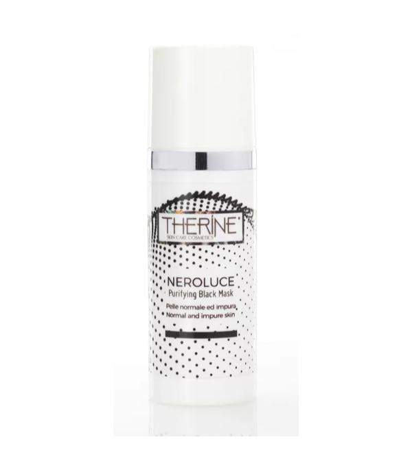 Maschera Viso Purificante - Neroluce - Therine Skin Care  Yumibio