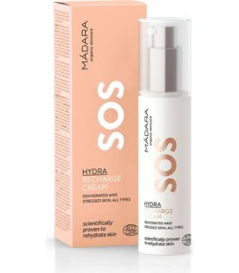 SOS Hydra Recharge de Crème Madara | Yumibio