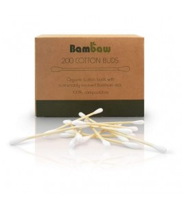 Cotton Buds in Bamboo