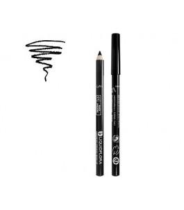 Crayon Yeux Bio - Ombre Noire - Liquidflora | Yumibio