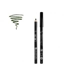 Crayon Yeux Bio - Dark-Vert - Liquidflora | Yumibio